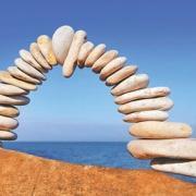 ثبات شخصی ،آرام، استحکام، استقامت، استقرار، استواری، پابرجایی، پایداری، دوام، سکون، وقار ≠ ناپایداری آرامش، پایداری، پایستگی، استوار، Personal stability