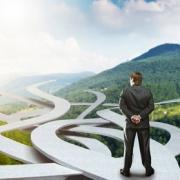 تصمیم گیری اراده کردن، عزم کردن قصد کردن، نیت کردن مصمم شدن
