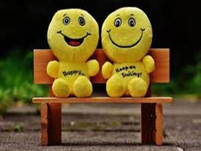 خوشبختی یعنی لذت بردن از زندگی