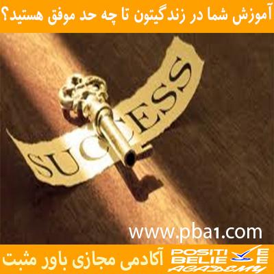 successful life 13 - شما در زندگیتون تا چه حد موفق هستید؟