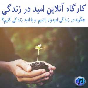 کارگاه آنلاین امید در زندگی آکادمی مجازی باور مثبت